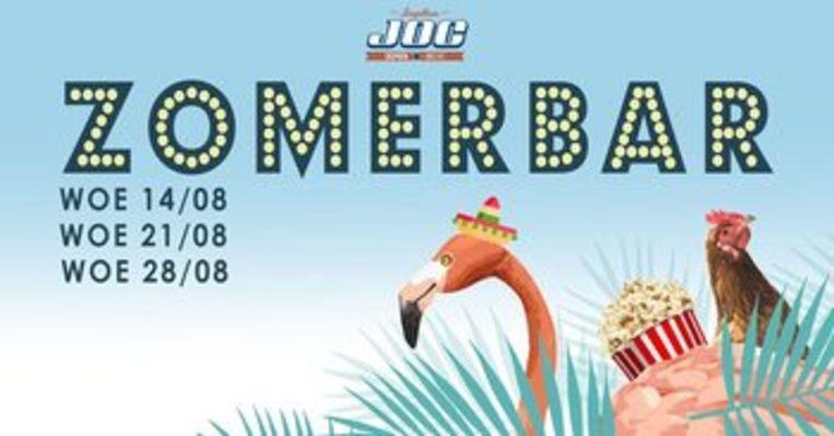 JOC Ieper zet drie woensdagen een zomerbar op poten.
