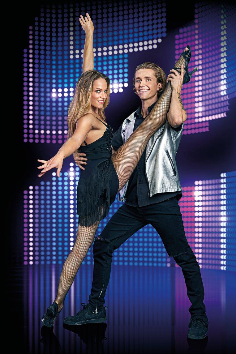 Dancing with the stars 2018 - Ian Thomas & Natascha Dejong