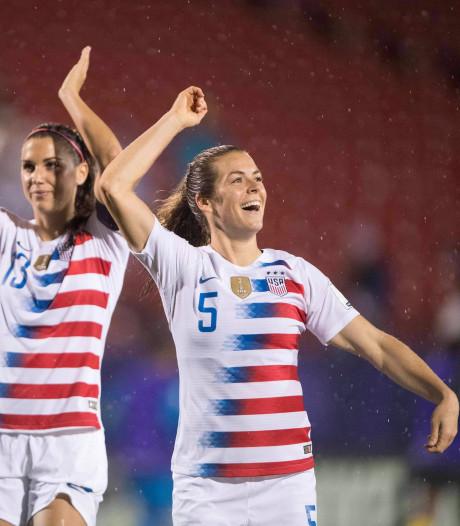Voetbalsters VS en Canada naar WK 2019