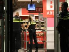 Inbrekers komen supermarkt in Maarssen binnen via gat in het dak