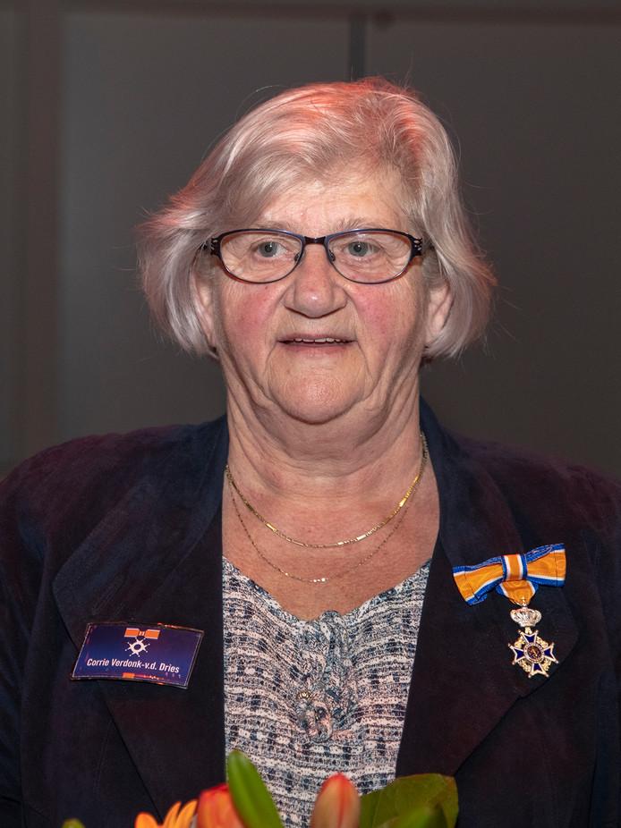 Corrie Verdonk-Van den Dries