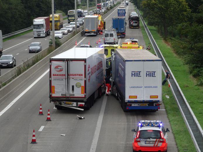Illustratiebeeld (niet het ongeval waarover sprake in het artikel).