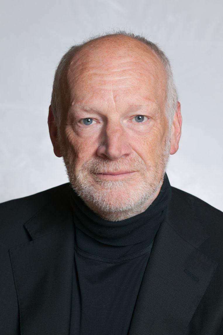 Tom Sol: 'Mijn Christus is nu milder' Beeld Maartje Geels