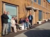 Kei-trots zijn ze in Orthen-Links op hun nieuwe oude wijk