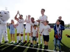 Twaalf clubs maken nog kans op promotie naar de eredivisie
