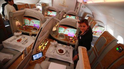 Reisjournaliste onthult hoe je gratis upgrade naar luxe eerste klasse krijgt op je vlucht