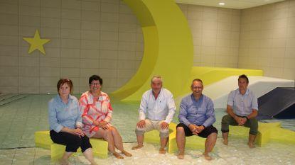 IN BEELD - Nieuw zwembad De Pluimen maandag open