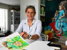 Van schilderij tot beeldje en nu ook in een boek: Bommelaertje vestigt zich in de stad