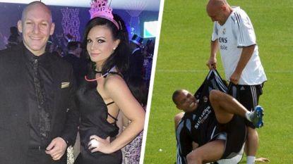 Nadat hij Ronaldo een tand uitsloeg en een relatie had met een pornoster, vergaart Deense cultvoetballer nu fortuin in poker