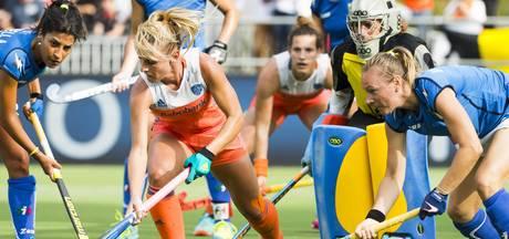 Hockeysters donderdag in kwartfinale tegen Spanje