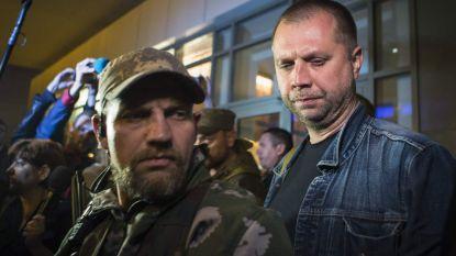 """Rebellenleider Volksrepubliek Donetsk: """"Afgespeeld MH17-telefoongesprek is nep"""""""