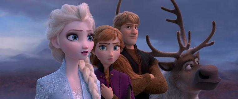 Frozen 2 werd vervroegd gelanceerd op Disney+ vanwege het coronavirus.