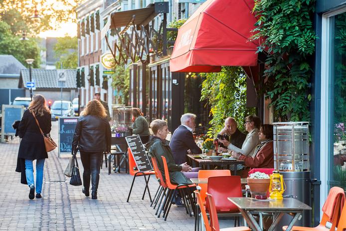 De Peperstraat is één van de straten die terugkomt in 'Schuumwinkelkes 3.0'.