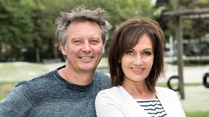 Chris en Brigitte: 'Met die geruchten over bedrog hebben we nog hard gelachen'