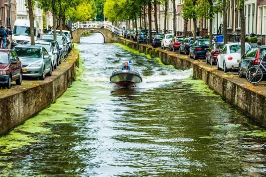 Delft anno nu: zoek de verschillen.