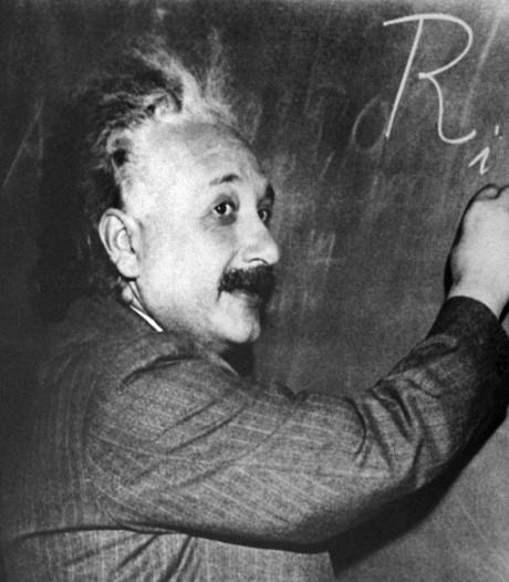 Museum krijgt handgeschreven brief Einstein