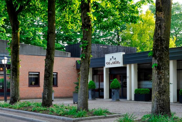 Zalencentrum De Aker in Putten wordt tijdelijk een locatie waar huwelijken voltrokken kunnen worden