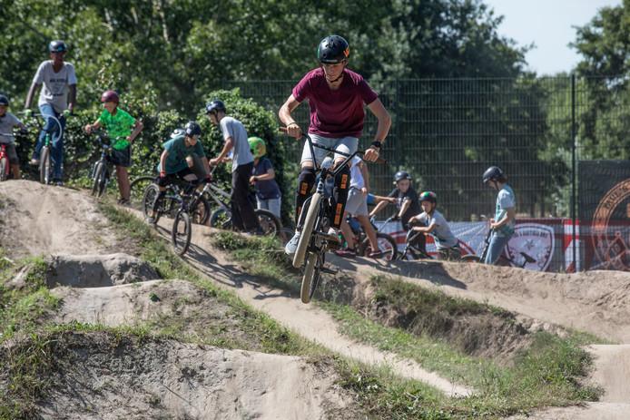BMX Fatjam in Aarle-Rixtel