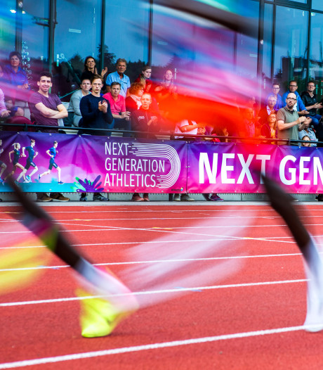 Ook race over 10.000 meter op de Next Generation Athletics in Nijmegen