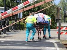 Ambulance rukt uit voor treinpassagier in Nijkerk