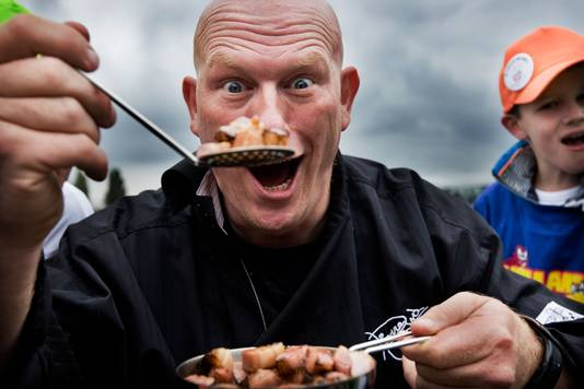 Tv-kok en culinair connaisseur Pierre Wind.