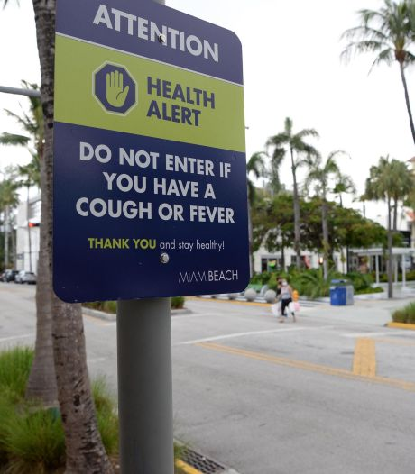 Record du nombre de morts du coronavirus en 24H en Floride
