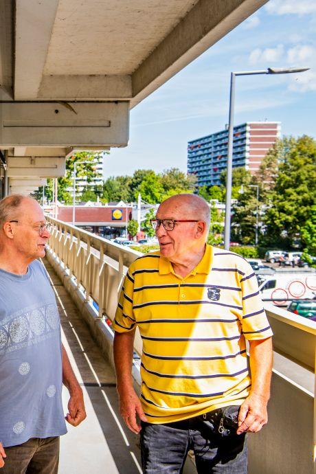 Onrust rond renovatie flats: 'Ik heb MS maar daar houden ze geen rekening mee'