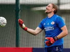 Faber maakt nieuwe eerste keeper van PSV zaterdag in de groep bekend