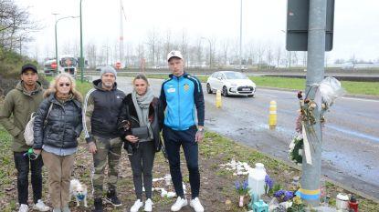 Twee maanden na dood Ennio (25): familie trekt nog elke week drie keer naar plek ongeluk om foutparkerende truckers les te spellen