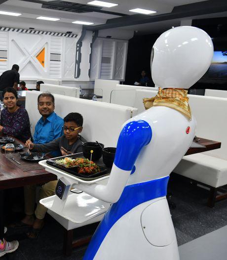 Waarom je het níet erg gaat vinden als een robot je baan overneemt