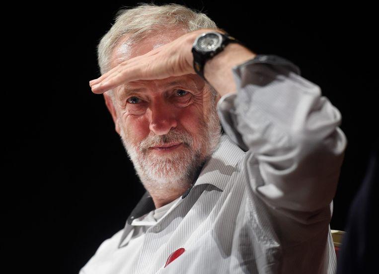 Jeremy Corbyn. Beeld epa