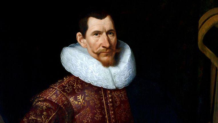 Portret van de wrede gouverneur-generaal Jan Pieterszoon Coen door schilder Jacob Waben. Beeld World History Archive/Image Select