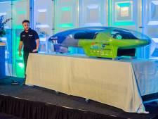 Delfts team onthult superzuinige waterstofauto