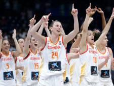 L'Espagne surprend la Serbie et rejoint la France en finale de l'Euro de basket féminin