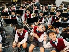 100-koppig jeugdorkest uit Hong Kong speelt in Jacobikerk