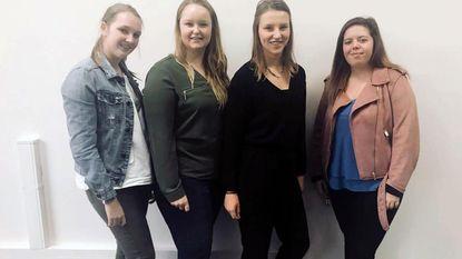 4 studenten starten 'Puur Genot'