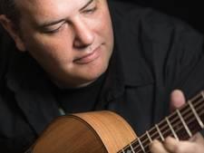 Australische gitaarvirtuoos Lloyd Spiegel op Blues Open in Geldrop