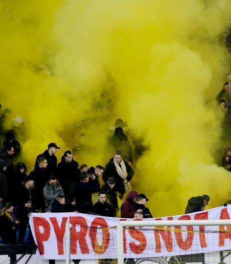 Aanhang Vitesse boos over 'supportertje pesten' rond sfeervak in GelreDome