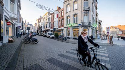 IJzerenleen en deel Onze-Lieve-Vrouwestraat vanaf 30 maart autoluw