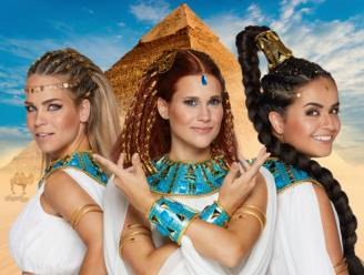 Bekijk hier de eerste trailer van 'K3: Dans Van De Farao'