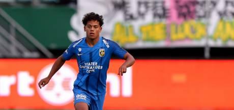 Vitesse legt Manhoef langer vast: talent tekent voor drie jaar in Arnhem
