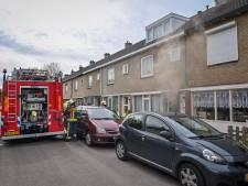 Koelkast vliegt in brand in woning Hazerswoude-Rijndijk
