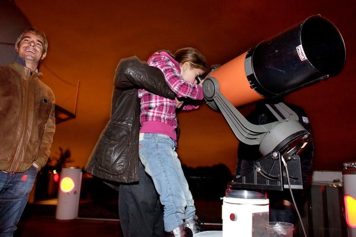 Nacht van de Nacht bij sterrenwacht Halley.