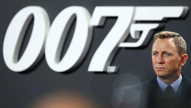 Bond-film 'No Time To Die' voor vierde keer uitgesteld en pas in oktober op het witte doek