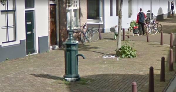 Oude Gietijzeren Waterpomp.Waterpomp Uit Nieuwstraat Vlissingen Komt Terug Belooft De