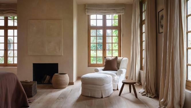 Unieke Belgische woning is decor voor herfst- en wintercollectie van Zara Home