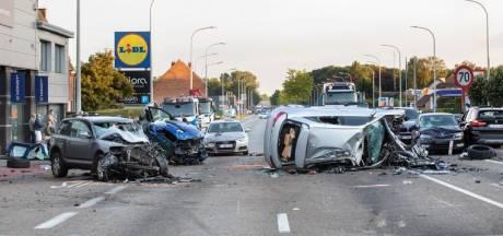 """L'auteur du grave accident à Houthalen-Helchteren victime d'un malaise: """"Il n'a pas voulu faire ça"""""""