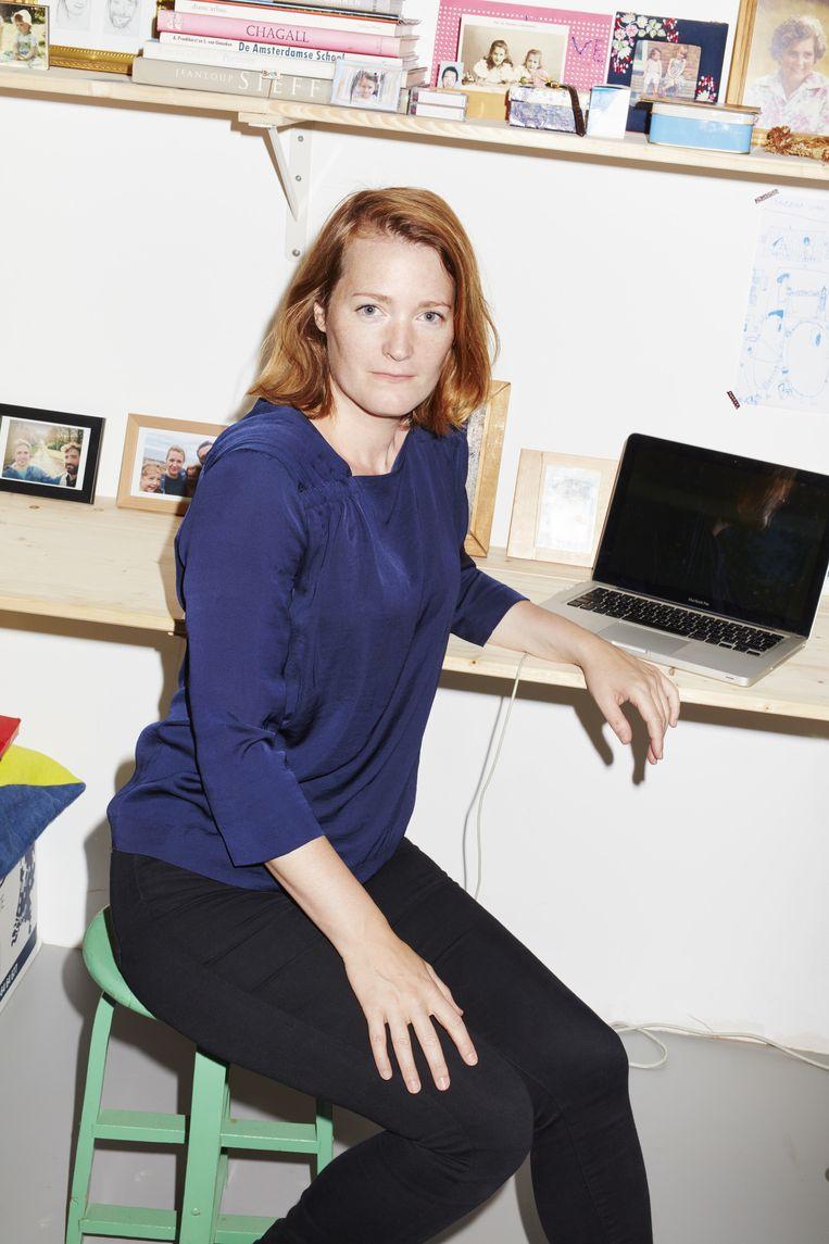 Annette Maas Beeld Valentina Vos