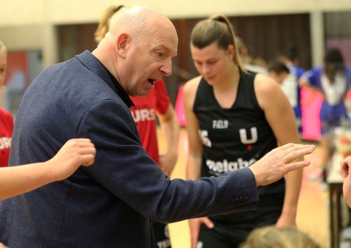 Coach Benny Mertens is ontzettend tevreden met de progressie die zijn team sinds de herstart van de competitie maakte.