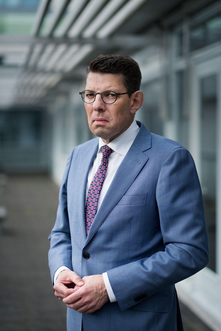 Bouke Arends, nieuwste PvdA -burgemeester. Beeld Rechtenvrij